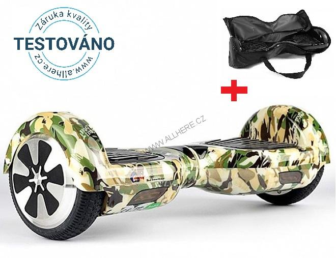 Hoverboard standard army