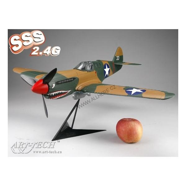 Art-Tech RC P-40 Warhawk RTF