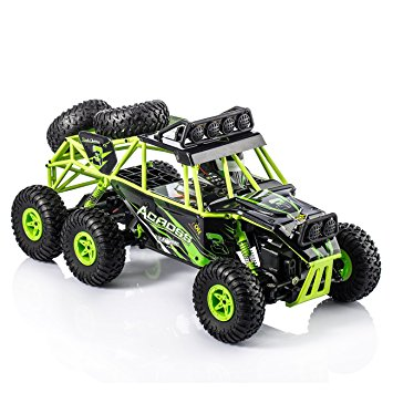 RC 6X6 CRAWLER ACROSS 2,4Ghz 1:18