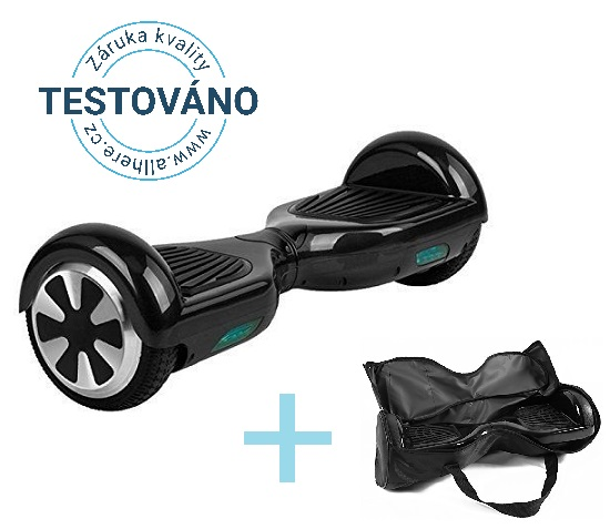 Hoverboard Standard BLACK (bluetooth) R